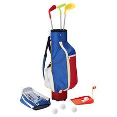 Juego de golf para niños Pre-sport Golf