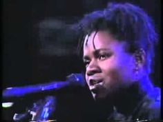 I think my favorite version. As she got older, she lost her edge on this song, got softer. It's a simple but strong song about life and hard times repeated, but it still somehow gives hope and strength. Love it very much, in a raw way. Tracy Chapman - Fast Car (Live 1989)