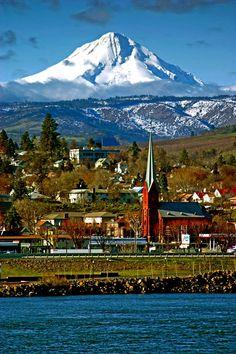 Mt. Hood, Oregon, US