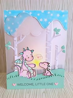 """There is an open challengeat MFT Stamps called """"2016 Card Design Superstar"""" and I decided to participate. I love MFT Stamps and I figured what have I got to lose?  For my card below, I chose…"""