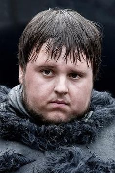 Game of Thrones - Cast - John Bradley as Samwell Tarly