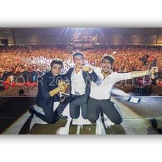 @ilvolomusic By @eliodas Album: Napoli Il Volo Live Tour By Elio D'Ascenzo…