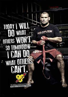 Cain Velasquez - Team BSN Athlete