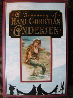 A Treasury of Hans Christian Andersen Hardcover Book Like New Condition DJ