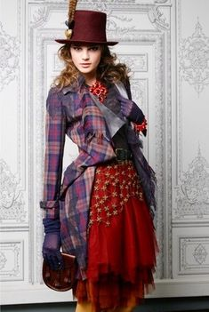 steam punk fashion . Check out http://www.designyourownperfume.co.uk to create your own unique fragrance to compliment your quirky steampunk style! A perfume as individual as you are...