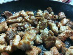 돼지갈비살을 목살 대신 구워먹음, 도톰하고 부드럽고 맛남, 가격 모름, 이마트 건대점