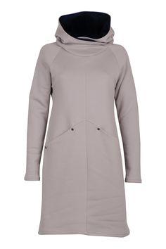 www.adatyte.com / #dress #woman #womenswear #clothes #hoodie #adatyte #grey