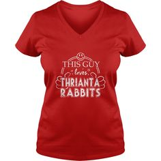 Guy Loves Thrianta Rabbits A Pet Rabbit Shirt - Mens Premium T-Shirt  #gift #ideas #Popular #Everything #Videos #Shop #Animals #pets #Architecture #Art #Cars #motorcycles #Celebrities #DIY #crafts #Design #Education #Entertainment #Food #drink #Gardening #Geek #Hair #beauty #Health #fitness #History #Holidays #events #Home decor #Humor #Illustrations #posters #Kids #parenting #Men #Outdoors #Photography #Products #Quotes #Science #nature #Sports #Tattoos #Technology #Travel #Weddings #Women