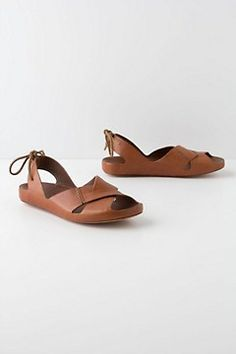 enveloping sandals love these