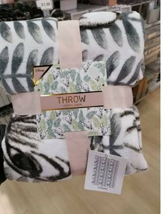 NEW Design Primark Disney Bambi Super Soft Blanket Throw Grey and White Primark, News Design, Grey And White, Bedrooms, New Homes, Throw Pillows, Blanket, Disney, Ebay