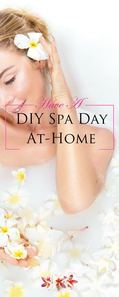 Spa Hacks | Bring out the candles, the soft music and your favorite natural products and create that perfect spa atmosphere, without ever leaving home! Explore 6 DIY spa day recipes at http://www.purefiji.com/blog/diy-home-spa/ | DIY Beauty Recipes | Natural Beauty