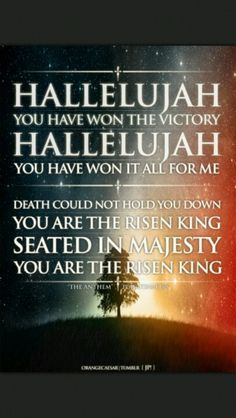 Anthem by Planetshakers....