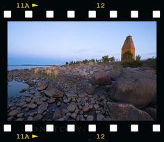 Island of Tasku, front of  Raahe