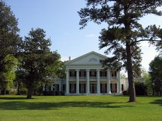 Plantation House in Louisiana