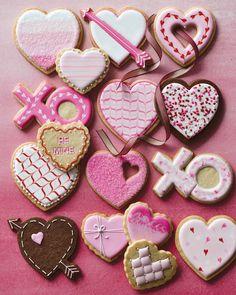 Decorating Valentine's Day Cookies? Here's What You Need to Know