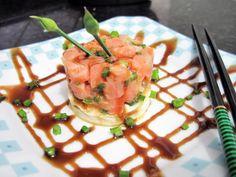 Tartar de salmão | Vcmaischef
