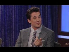 TV BREAKING NEWS Miles Teller on Jimmy Kimmel Live PART 2 - http://tvnews.me/miles-teller-on-jimmy-kimmel-live-part-2/