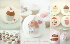 its a cupcake! | Flickr - Photo Sharing!