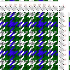 page 172, figure 1: Orimono soshiki hen [Textile System] | Kiju Yoshida | Japan | c. 1903 | 3 color | 4-shaft, 4-treadle