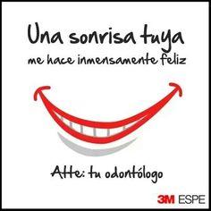 :D #dentista #odontología #sonrisa