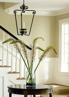 Foyer Designed By Liz Williams And Photographed Emily Followill