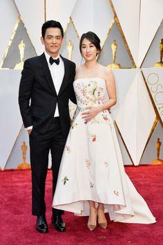 Kerri Higuchi | 14 People Who Wore White To The 2017 Oscars
