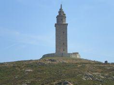 Torre de Hércules, La Coruña.