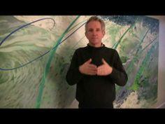 CHARLES WILDBANK, DEAF ARTIST - YouTube