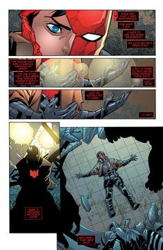 Preview: Red Hood and the Outlaws #36, Page 4 of 4 - Comic Book Resources