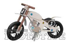 BLINKENBIKE Model WildDuck with Motorcross Accessories Balance Bike, Concept, Learning, Motor, Danish, Projects, Design, Diy, Accessories