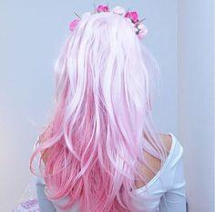 Hair#pink#