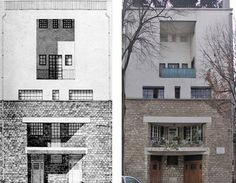 Tristan Tzara House, Paris; Adolf Loos (1926)