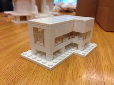 LEGO Architecture Studio //