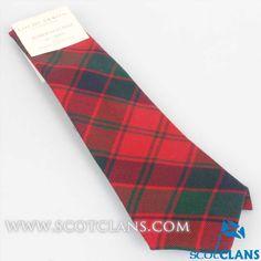 Robertson Tartan Tie