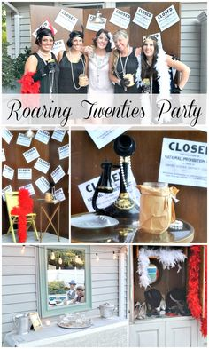 www.muradauctions.com. Professional Charity Auctioneers, Auction Ideas! Roaring Twenties / Great Gatsby Party