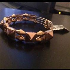 Authentic Alex & Ani INDIE SPIRIT COPPER and GOLD BRACELET WRAP - http://designerjewelrygalleria.com/alex-ani/authentic-alex-ani-indie-spirit-copper-and-gold-bracelet-wrap/