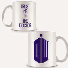 Taza Doctor Who | Tazas y Jarras