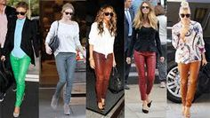 what to wear with leather skinny jeans - Google Search