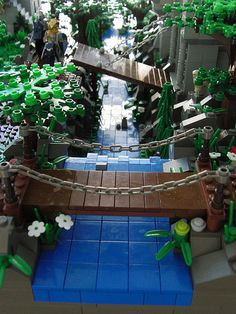 Lego River | Flickr - Photo Sharing! tablizm