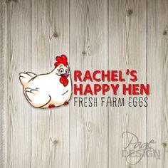 Rachel's Happy Hen logo Page Design, Graphics, Graphic Design, Chicken, Logos, Happy, Art, Hens, Art Background