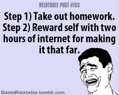 quotes+about+genius | Dump A Day doing your homework, funny quotes - Dump A Day (College Humor)...