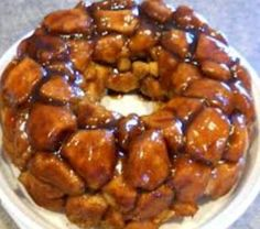 Pioneer Woman's Monkey Bread