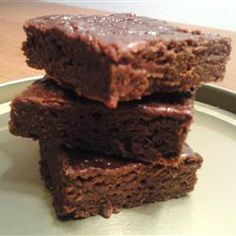 Vegan Brownie recipe Making this right now but subed coconut oil instead and added coconut flake as well.