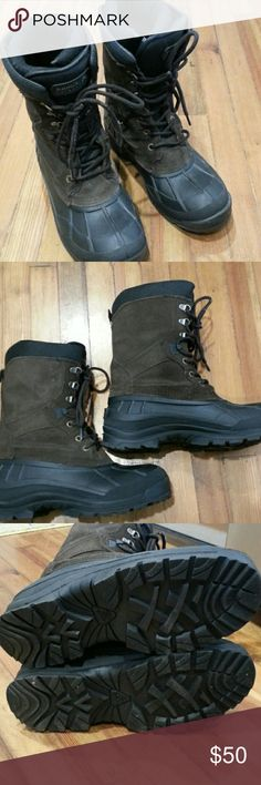 Kamik Insulated Boots Thinsulate lining , light wear. Kamik Shoes Boots