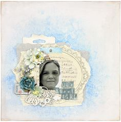 My First Two Projects - C'est Magnifique Kits for May - Kim Price
