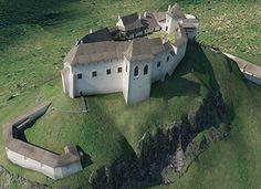 3D reconstruction of Füzer Castle