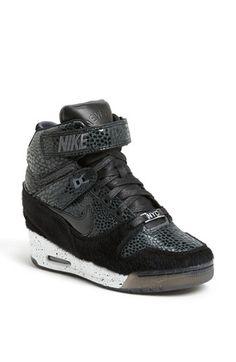 Nike 'Air Revolution Sky Hi' Hidden Wedge Sneaker (Women) available at #Nordstrom