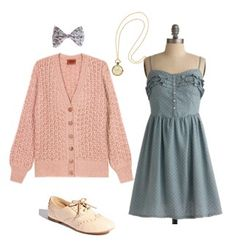 Matilda Inspired Outfit