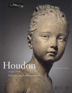 Jean-Antoine Houdon. Bust of Louise Brongniart 1777, Musee du Louvre, Paris. After looking through all of the highlights on the Louvre's website I am pretty sure my favorite sculptor is Houdon. Everytime I saw a sculpture that drew me in, it was always by him