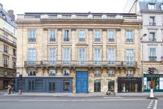Hotel de Tessé, 1768.